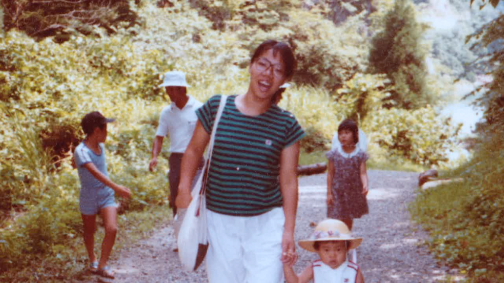 校長 加藤るみ子の秘蔵写真